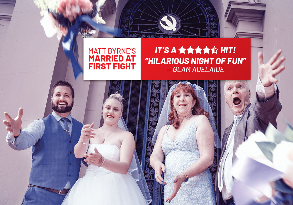Matt Byrne's Married at First Fight