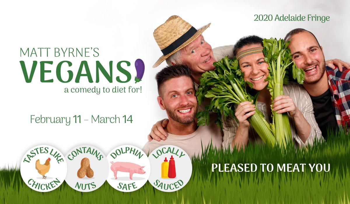 Matt Byrne's Vegans Header Image