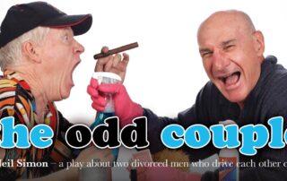 Matt Byrne Media - The Odd Couple