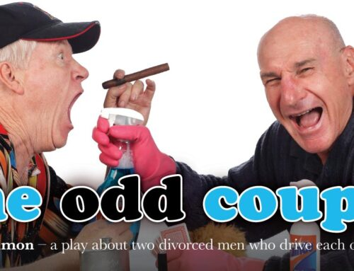 The Odd Couple at Holden Street Theatres
