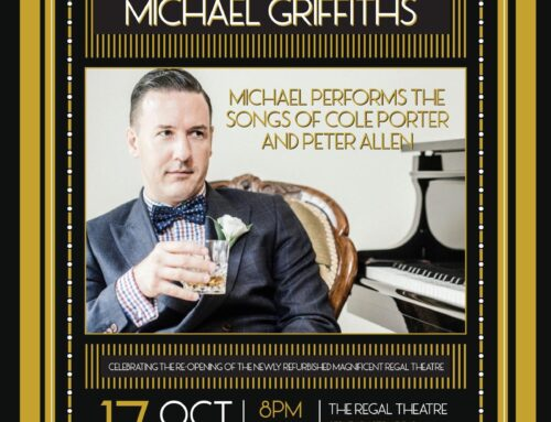 A Grand Night at The Regal with Michael Griffiths